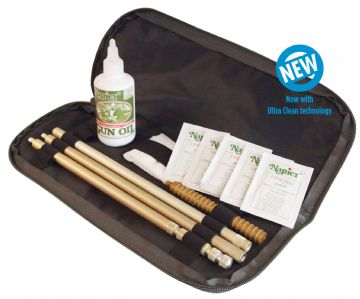 Napier Deluxe Shotgun Cleaning Kit with Carry Bag